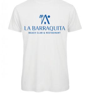 Camiseta La Barraquita Blanca